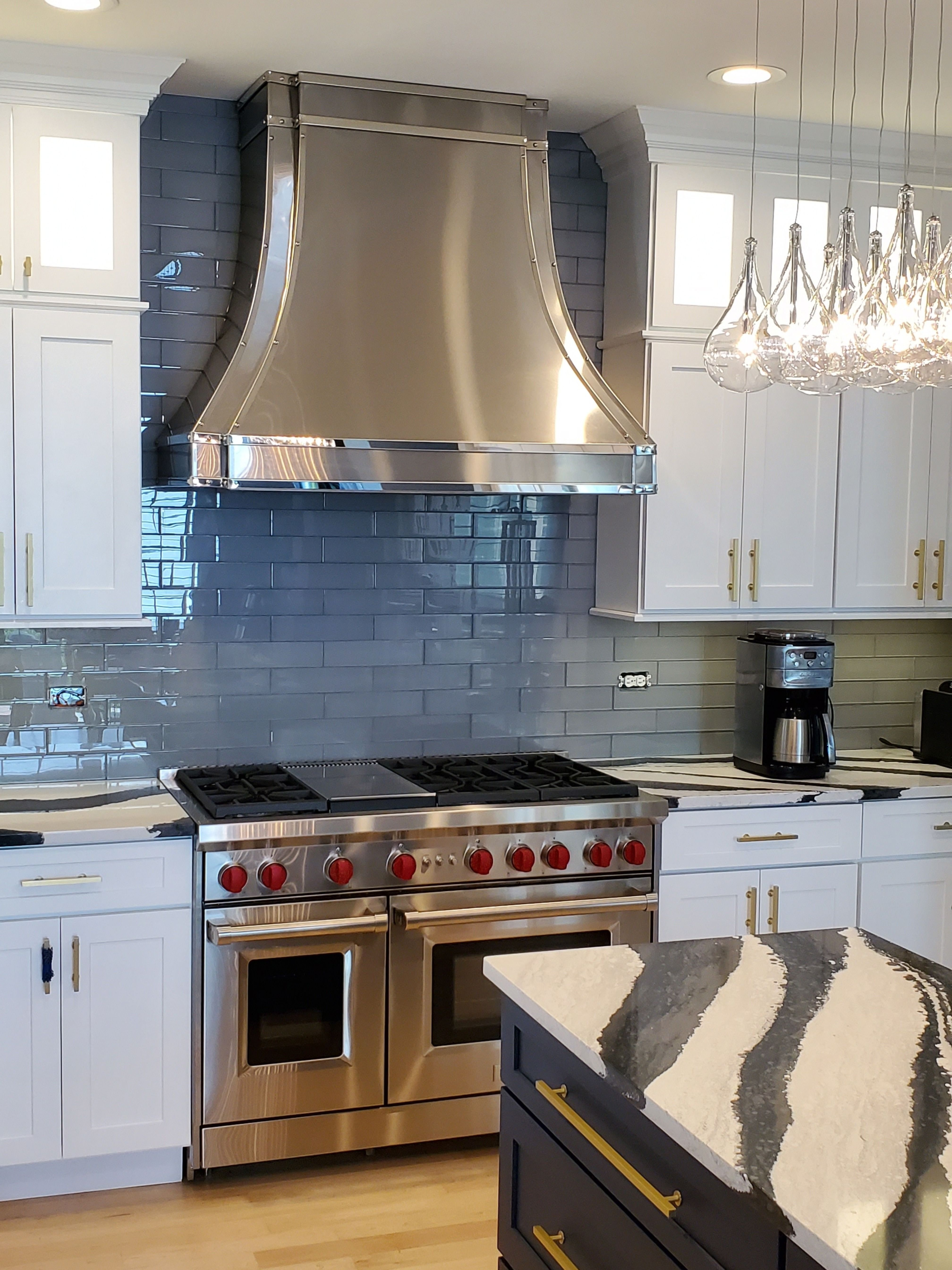 One Of Our Satisfied Customers With Their Stainless Steel Metal