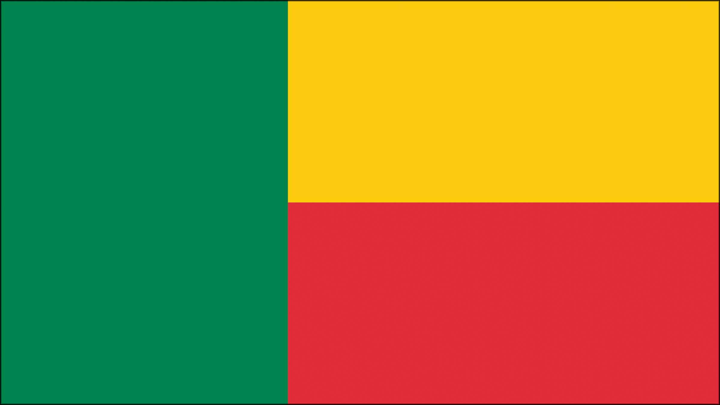 Bandera De Benín Banderas Del Mundo Banderas Bandera