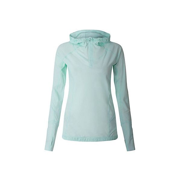 Water Bound Hoodie ($98) ❤ liked on Polyvore featuring tops, hoodies, green hoodie, green hoodies, lululemon tops, green top and green hooded sweatshirt
