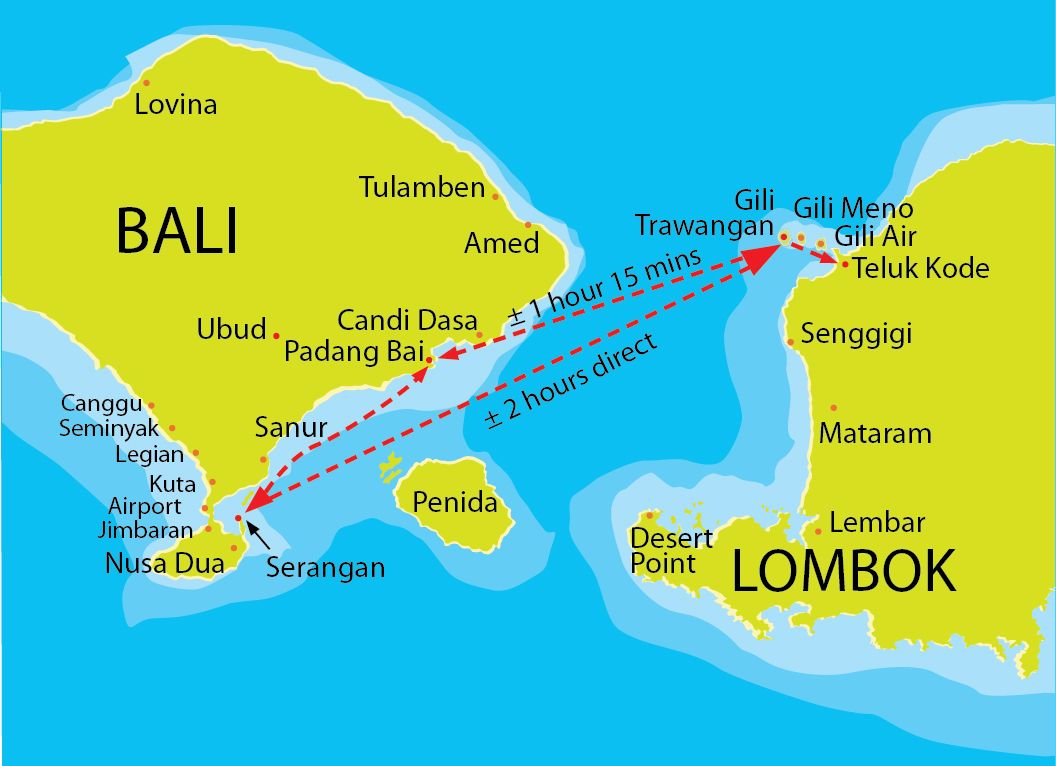 Off to Gili T | [and] i'm [STILL] having the THAIme of my life!