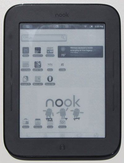 how to root a nook hd