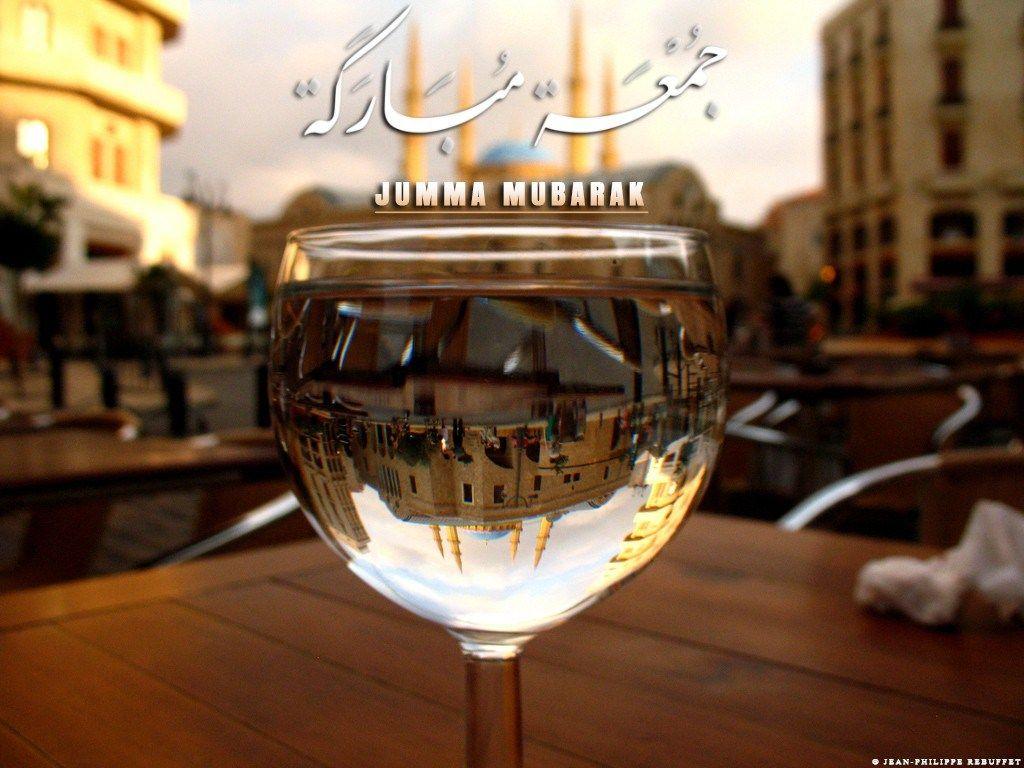 jumma mubarak in arabic hd wallpaper free ocassion