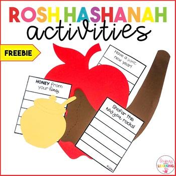 Rosh Hashanah for kids Holiday activities for kids, Rosh