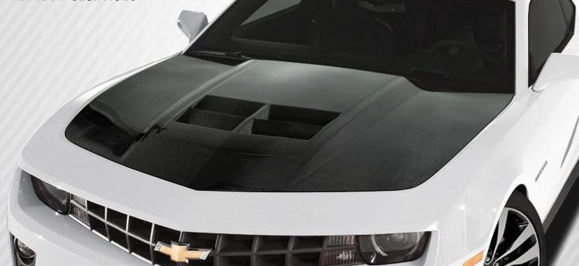 2010 2015 Chevrolet Camaro Carbon Creations Zl1 Look Hood 1 Piece In 2021 Chevrolet Camaro Chevy Camaro Zl1 Camaro
