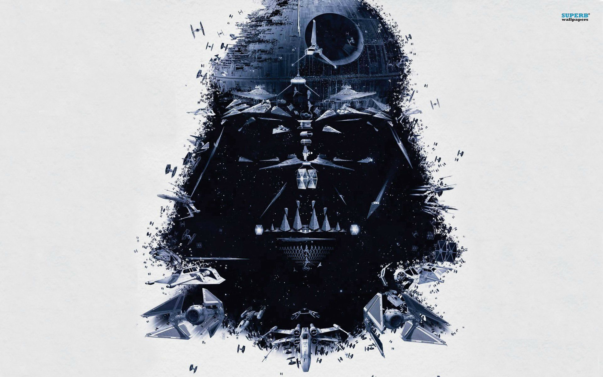 Lego Star Wars Darth Vader Wallpaper