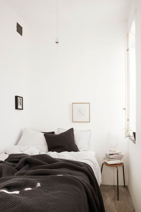 life as a moodboard: scandinavian apartment | retro in restrain