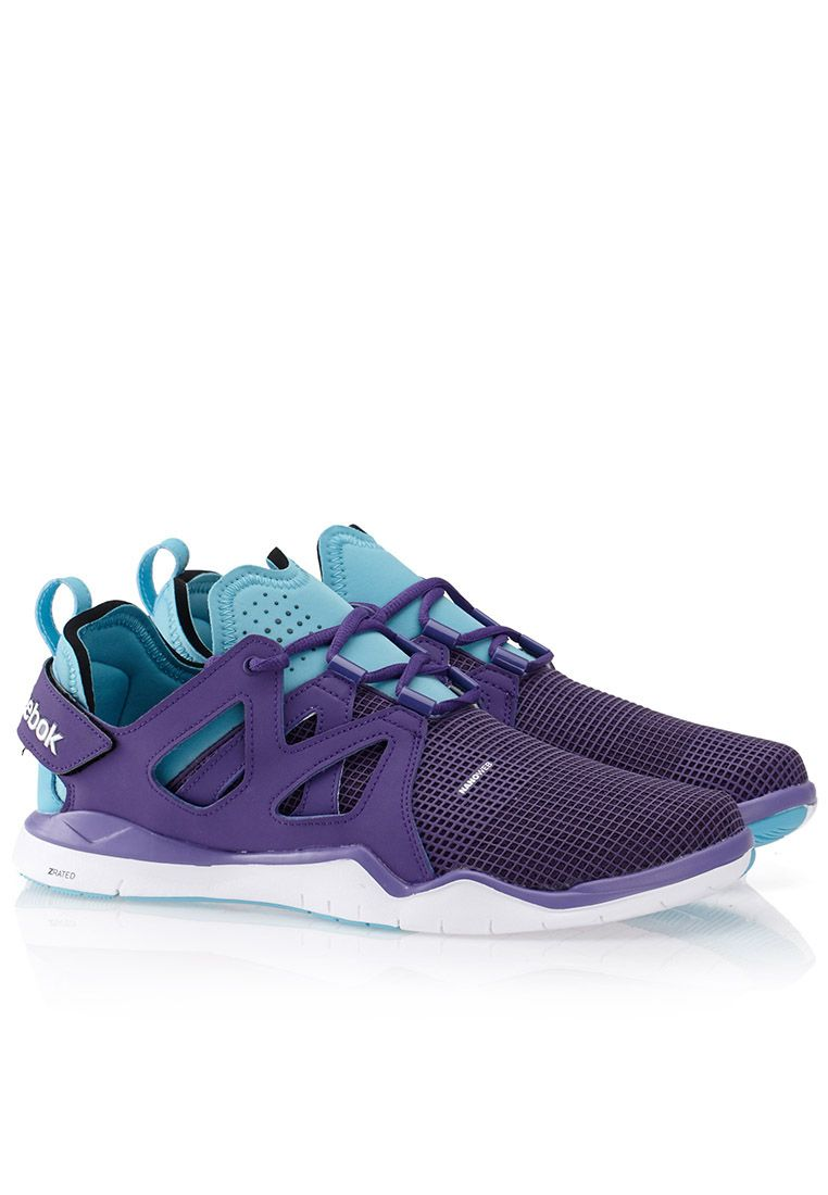 ed640d0270fe62 Reebok Zcut trainers  pinned via www.namshi.com. There s no reason why you  can t make a statement while working out!