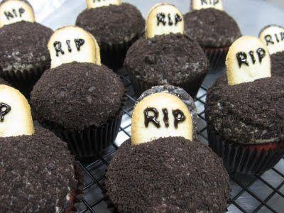 Mini halloween cupcake ideas halloween cupcakes 014 for Halloween mini cupcake decorating ideas