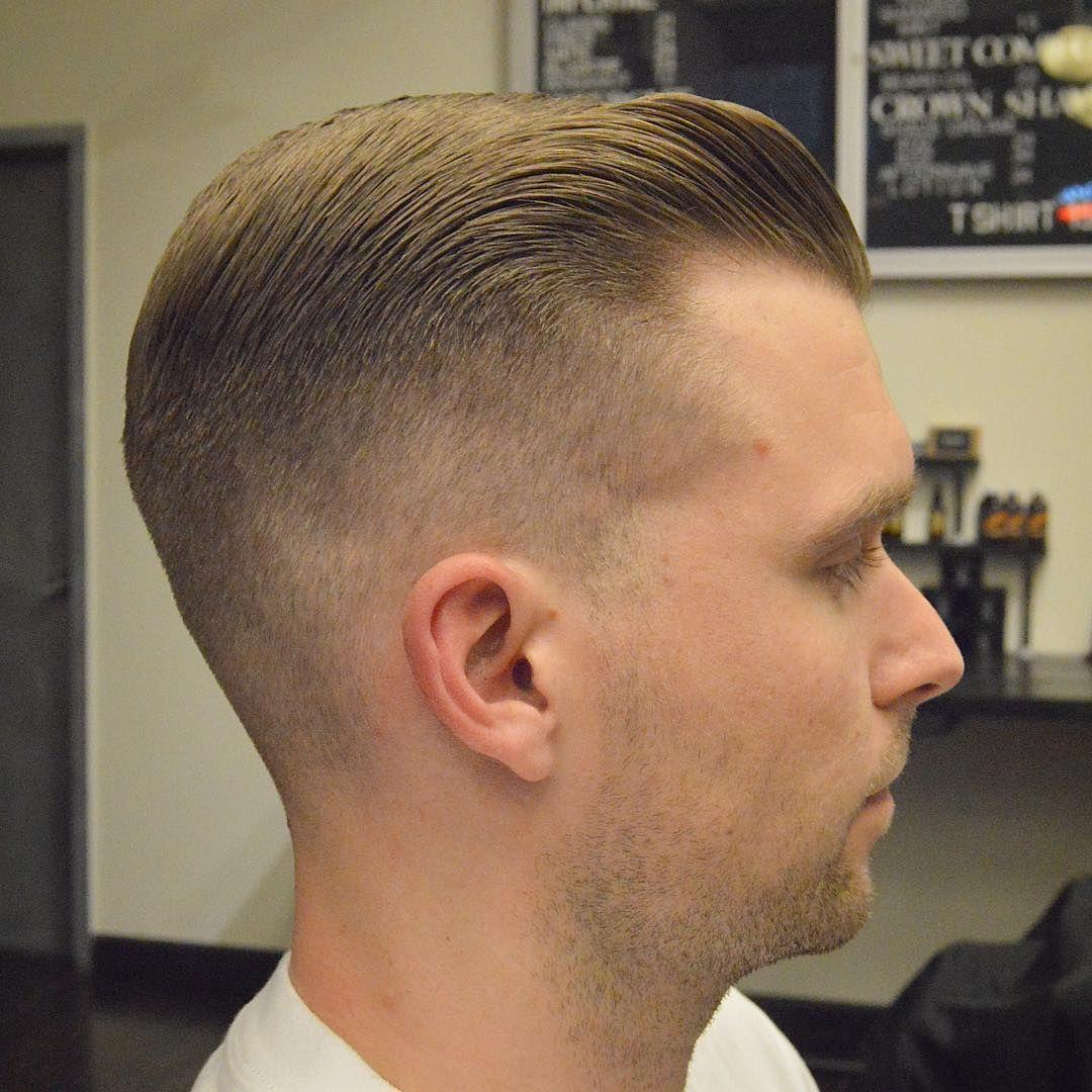Image May Contain 1 Person Closeup Flat Top Haircut Bald Fade Tapered Haircut