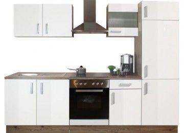 Küchenblock Blanca 270 cm bei poco.de (mit Bildern