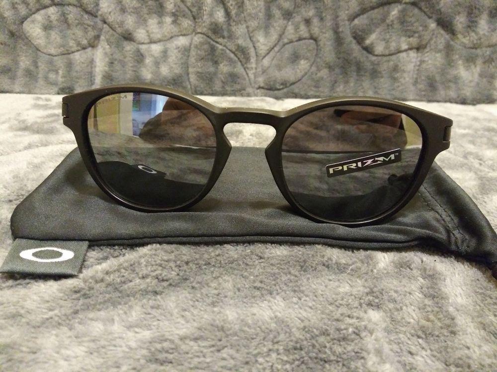 Disco fabbrica di birra su  Oakley Latch 009265 2753 Matte Black Prizm Black Iridium Sunglasses |  Sunglasses, Oakley latch, Sunglasses accessories
