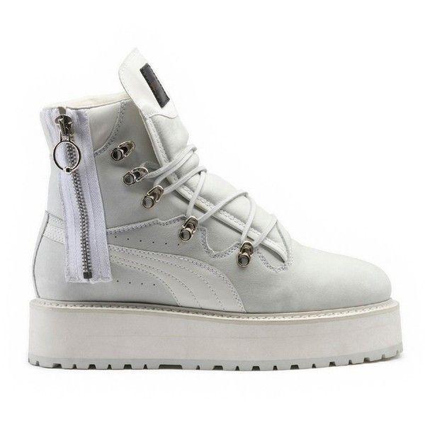 puma fenty boots weiß