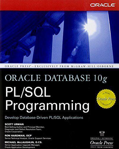 Oracle Database 10g Pl Sql Programming Free Download By Array Oracle Database Sql Pl Sql