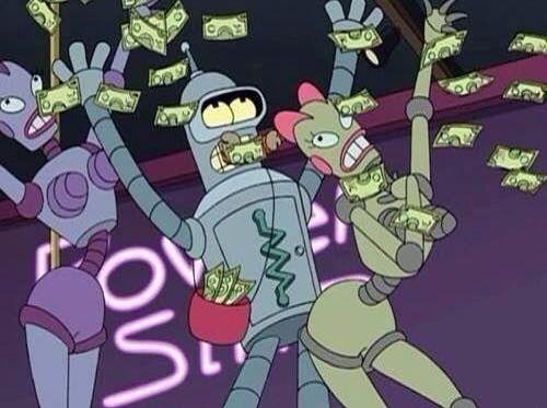 dinero...