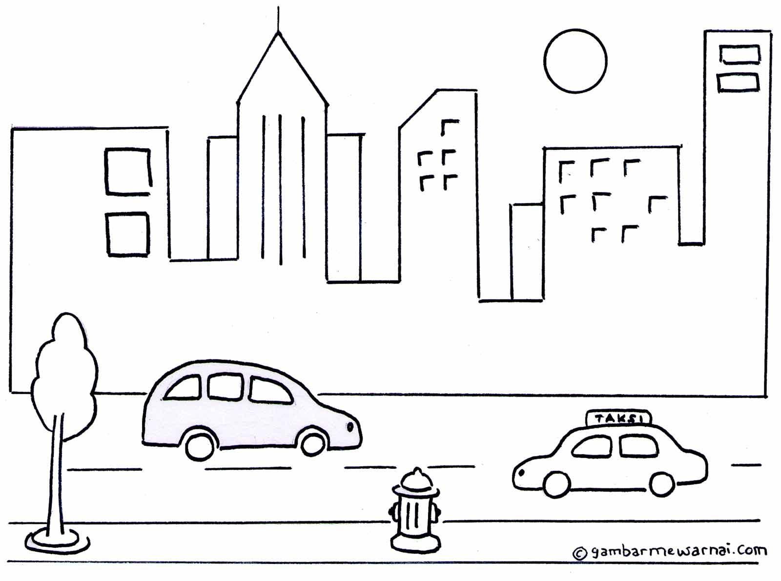 Terbaik 55+ Sketsa Contoh Gambar Kartun Yang Mudah Digambar Dan Berwarna