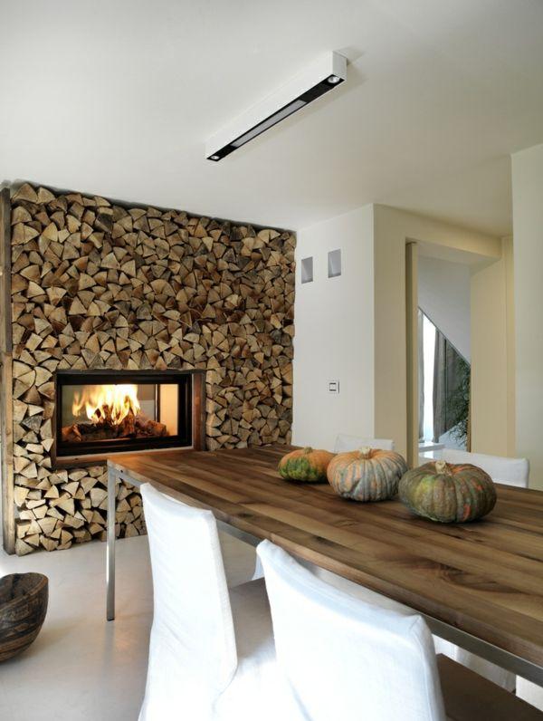 Küchenkamin für mehr Gemütlichkeit und ein romantisches Ambiente - u küchen bilder