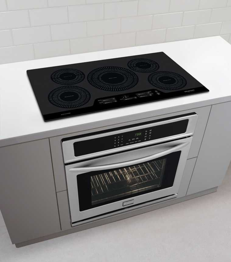 Fgic3666tb Frigidaire Gallery 36 Induction Cooktop