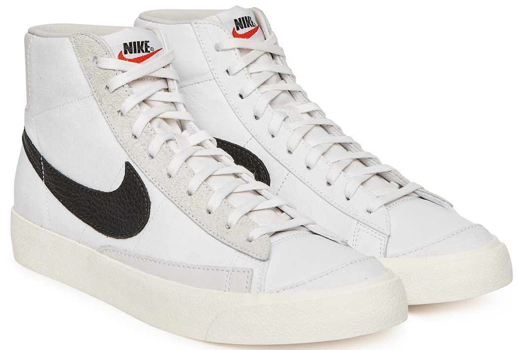 Nike Blazer Shoes Slam Jam Re-Releasing its Inverted Swoosh Nike Blazer ...