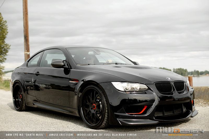Darth Maul A Tricked Out Bmw M3 Bmw Bmw M3 Bmw Cars