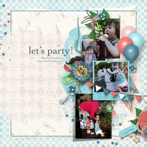 Every year my kids school puts on a school carnival - full of bounce houses, junk food, games, prizes and of course, friends. The kids love going every year. This fun collection is full of all those fun games and activities that are found at carnivals and state fairs everywhere! #thestudio #digitalscrapbooking #scrapbooking #layout #inspiration #fall