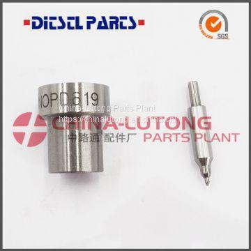 caterpillar 320d injector nozzle 0934006190/DN0PD619