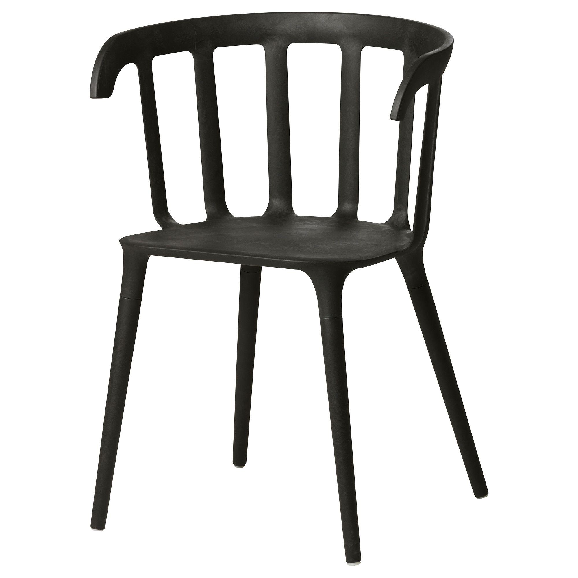 ikea stühle schwarz