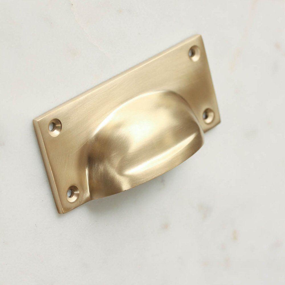 cupboard vintage knobs door handles itm cabinet half drawer uk kitchen retro moon