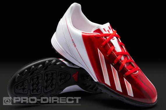 adidas Junior Football Boots - adidas F10 Messi TRX TF - Astro ...