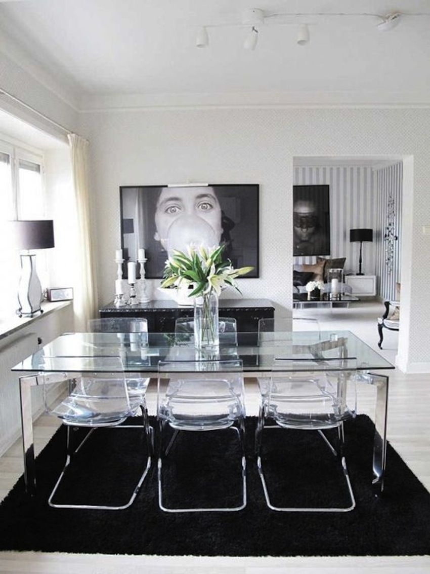 Amazing Modern Glass Dining Tables | Modern Dining Tables ...
