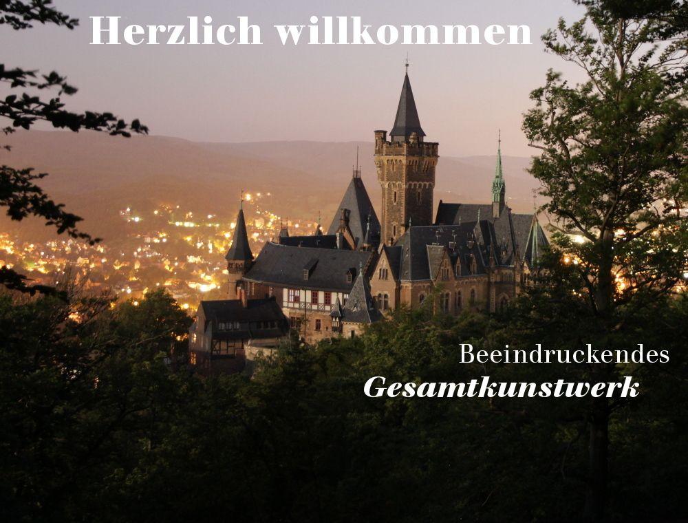 Schloss wernigerode schloss wernigerode herrenh user pinterest schloss wernigerode - Architektur flensburg ...