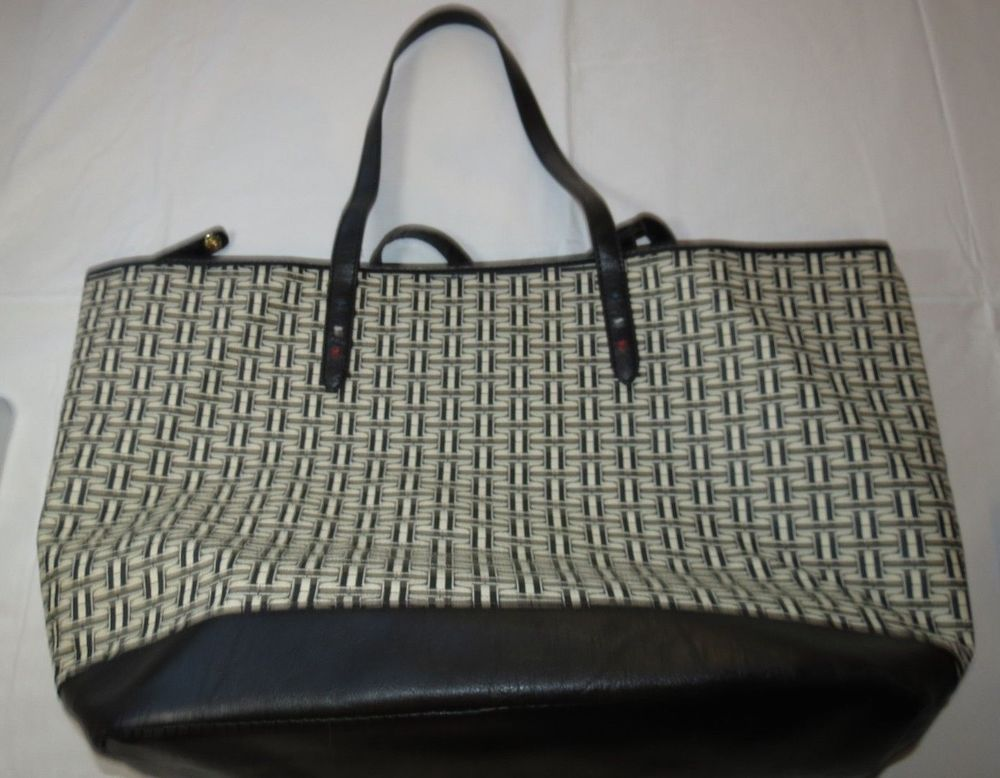 Tommy Hilfiger Pre-owned - Leather tote CYZso8