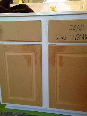 Painting Laminated Cabinets Painting Laminate Cabinets Laminate