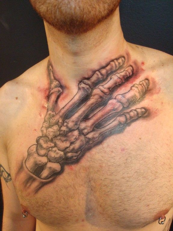 skelaton hands tattoo designs great open hands tattoo dont fear the pinterest open. Black Bedroom Furniture Sets. Home Design Ideas