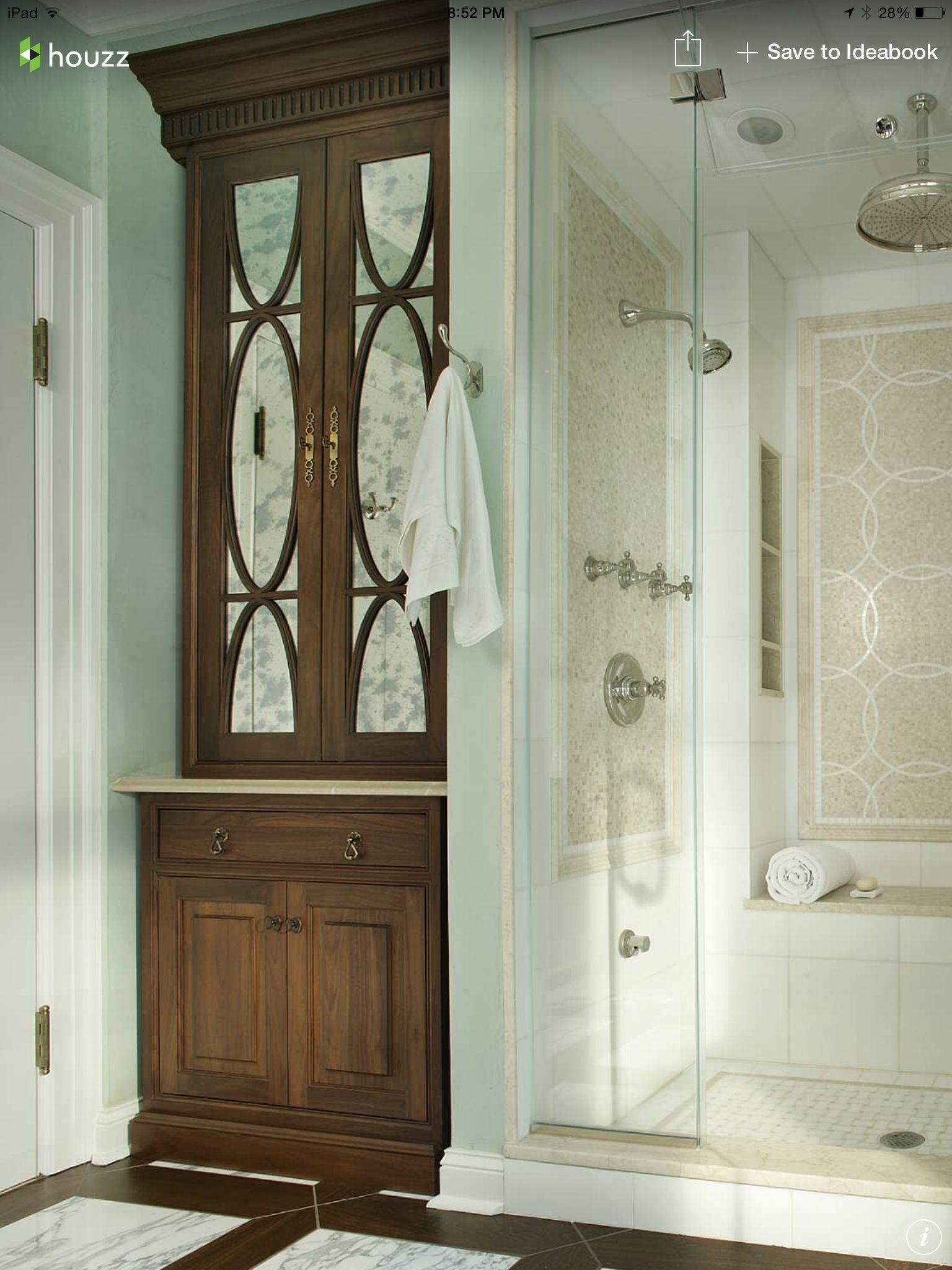 Master Suite With Built Ins Bathrooms Bathroom Linen