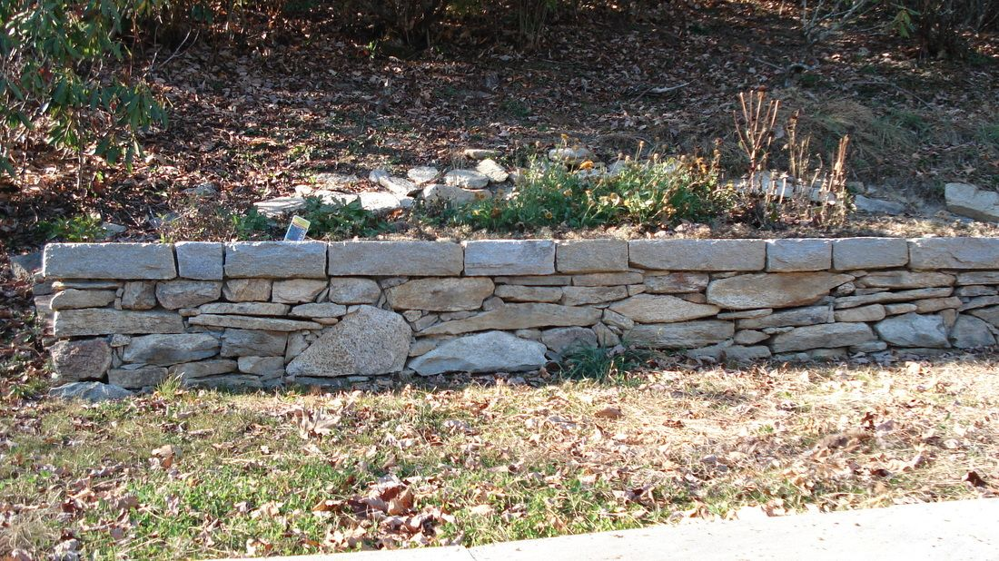 Pin by M D R on G Stone Retaining wall, Field stone