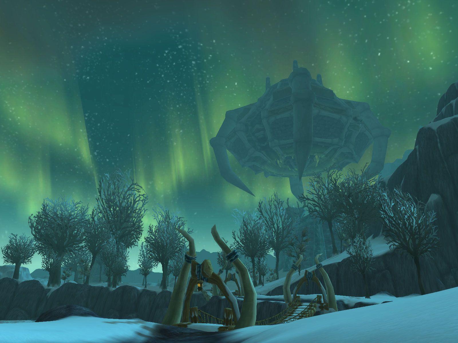 Dragonblight, Northrend