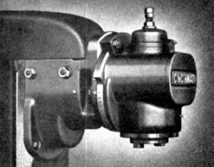Cincinnati Heavy Vertical Milling Machine Attachments Service & Parts Manual