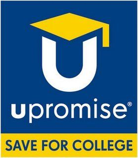 Buy online through upromise.com and get cash back for college!