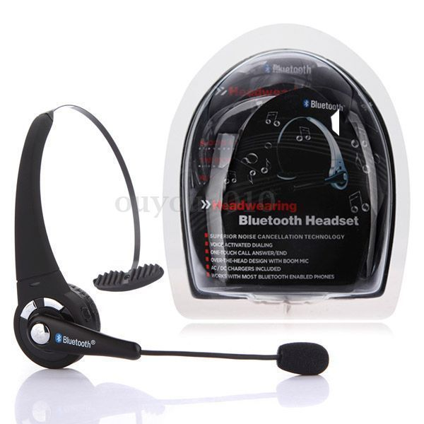 4d348a7c3d9 Bluetooth Wireless Headset Headphone For Sony Playstation 3 Ps3 With  Microphone