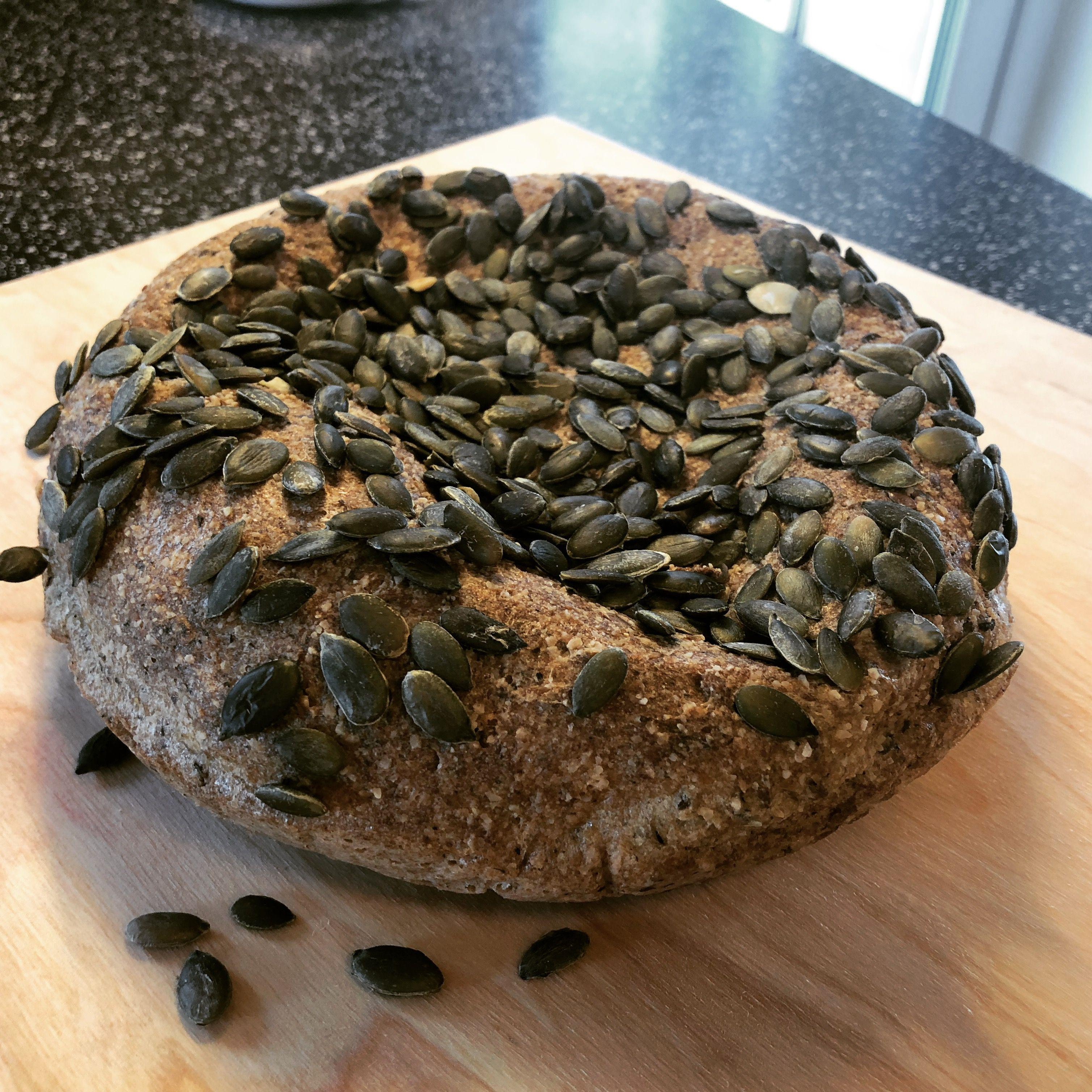 My best keto bread recipe! Taste like any regular white ...