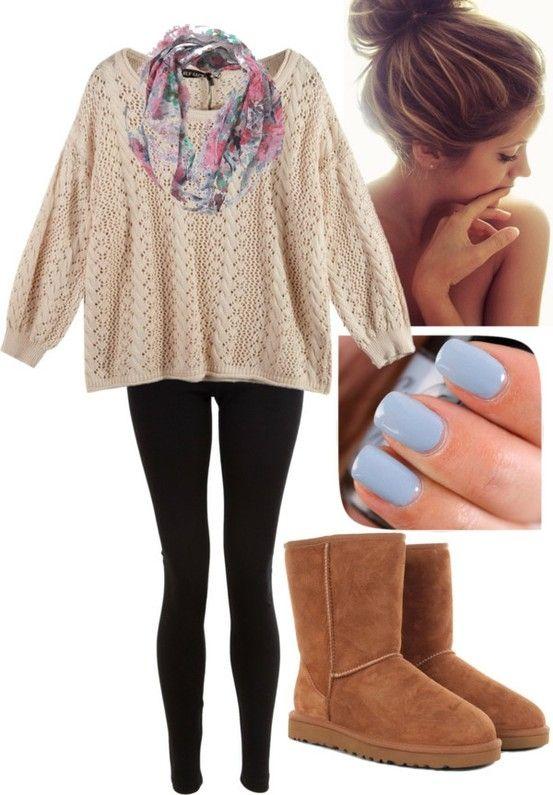 Otoño / Fall Outfit Vestuario Pinterest Otoño, Combinaciones y