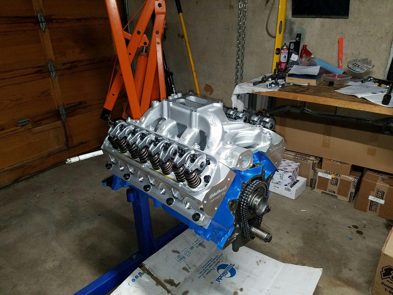 351w build ideas