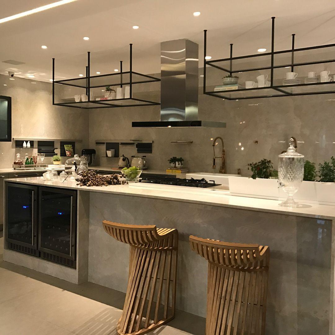 Cozinhas Na Casa Cor S O Paulo 2017 Ambientes Modernos E