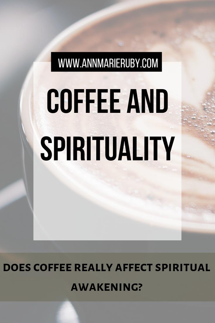 COFFEE AND SPIRITUALITY INTERNATIONAL COFFEE DAY 2018