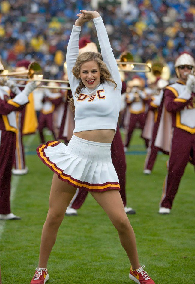 Cheerleader Photos  Re College Cheerleaders Week 12  Cheer  Football Cheerleaders -7841
