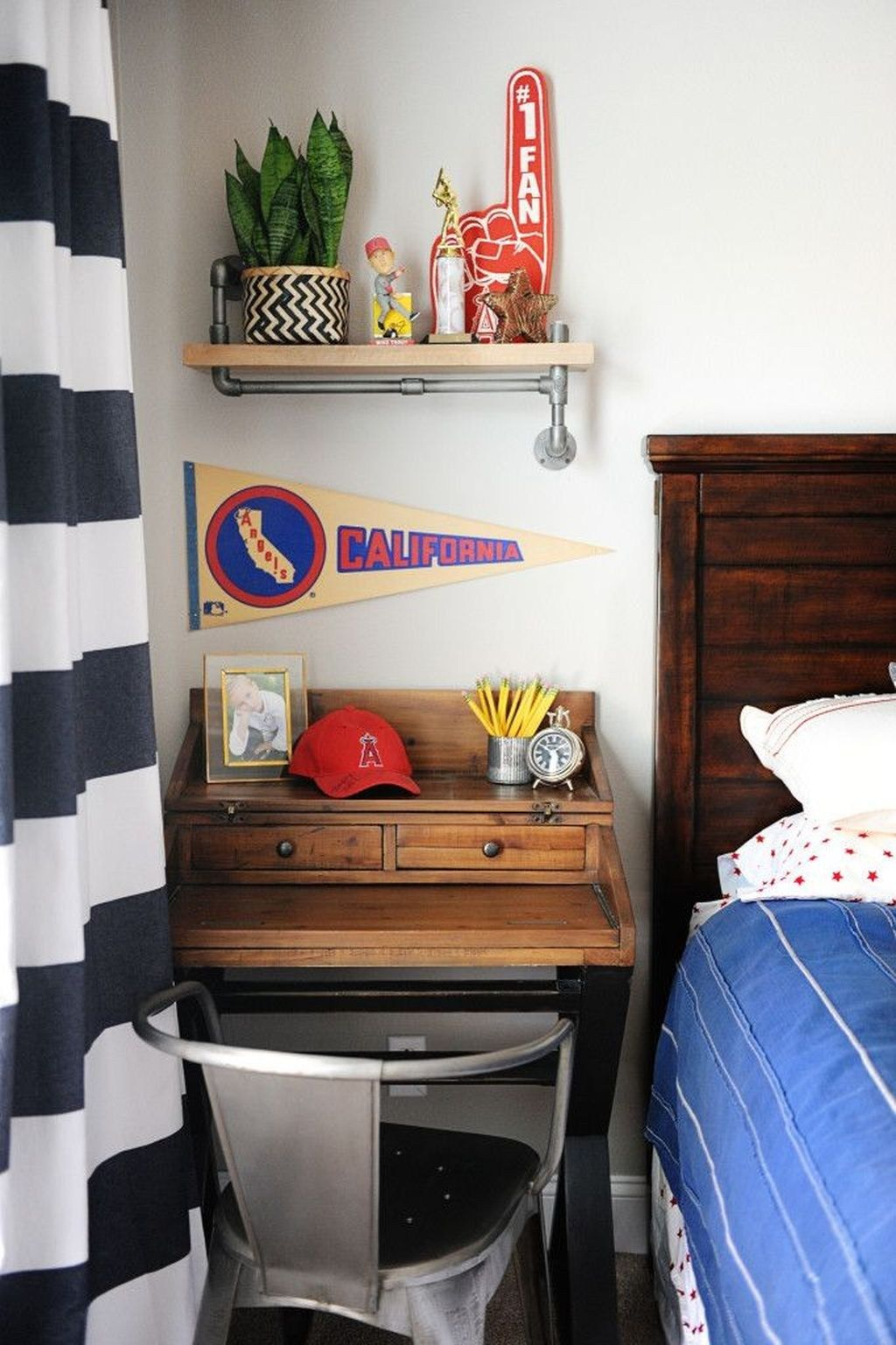 Cute Boys Bedroom Design Ideas For Small Space 55 in 2020 ...