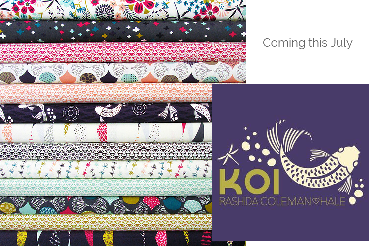 New Fabric Line Previews