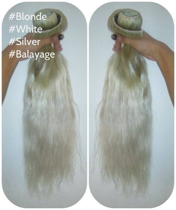 Balayage Dip Dye 8a Remy Ombre Balayage Human Weft Hair Extensions