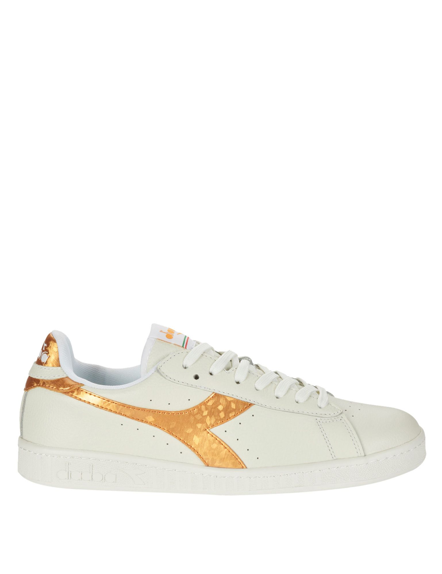 4d79b8a5bcf Game metallic sport γυναικεια λευκα παπουτσια | marilena | Pinterest ...