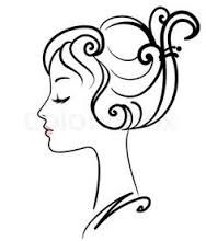Risultati Immagini Per Viso Stilizzato Volti Girl Face Drawing